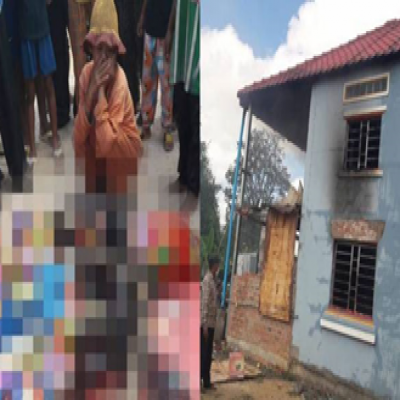 Two children die in a house fire in Kampong Chhnang