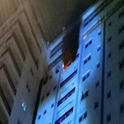 Fire on 17th floor of Phnom Penh condo caused by cigarette butt